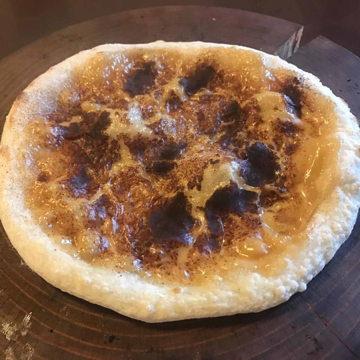 ティラミス風ピザ