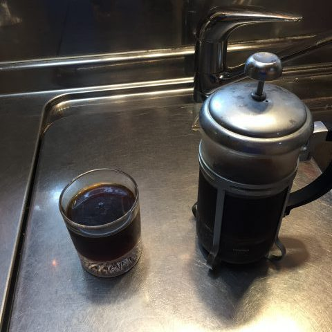 水出しコーヒー